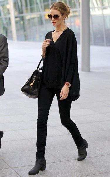 Style Inspiration Rosie Huntington-Whiteley   Style Meganzine