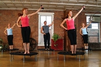 Fly Through The Air-Rebound Your Fitness Routine (2/6)