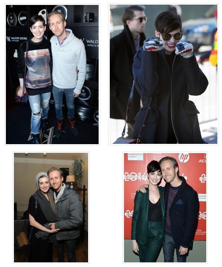 Anne Hathaway Owns Sundance